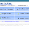 WordPress環境をInstantWPとBackWPupでローカルに複製する